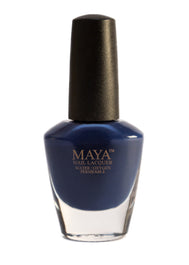 MIDNIGHT BLUES Halal Nail Polish