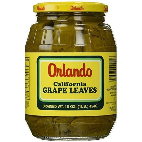 Orlando California Grape Leaves - HalalWorldDepot