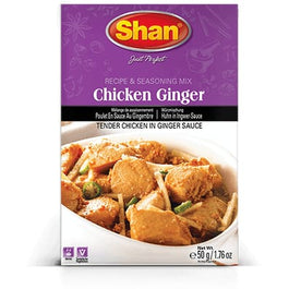 Shan Chicken Ginger- 50 Grams - HalalWorldDepot