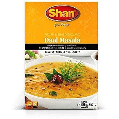 Shan Daal Masala Lentil Curry Mix, 100 Grams - HalalWorldDepot