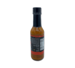 DJ's Spicy-Hot Peri Peri Sauce