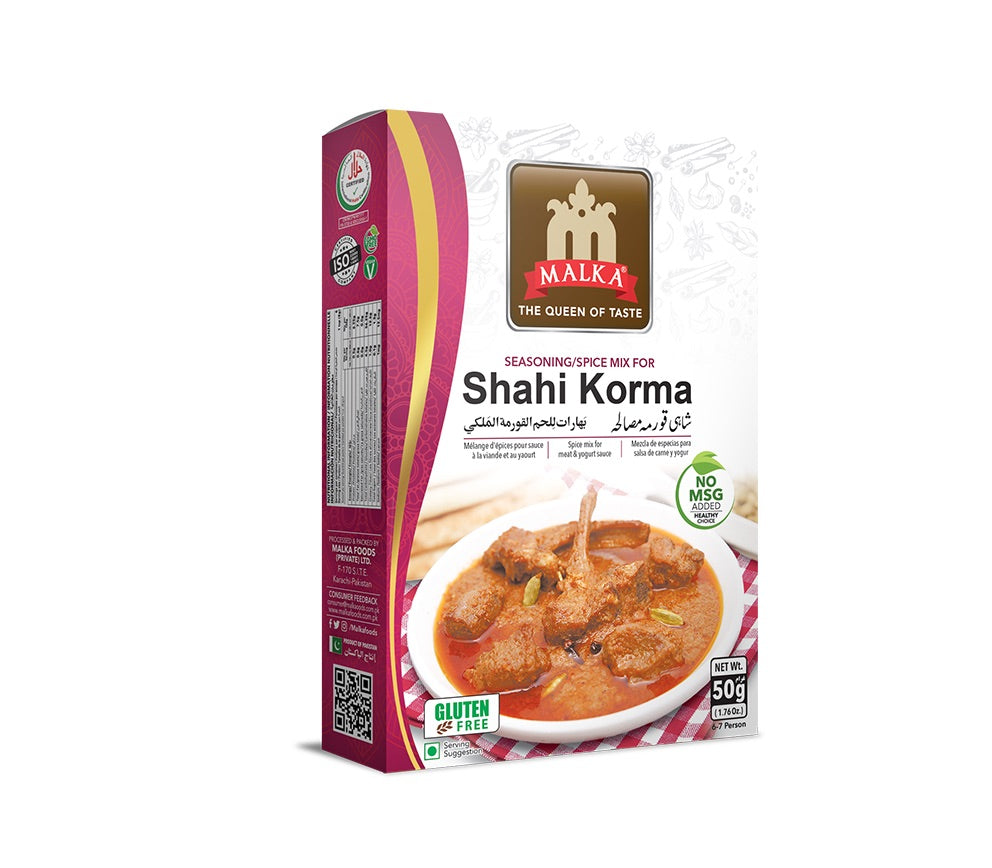 Malka Foods Curry Combo - HalalWorldDepot