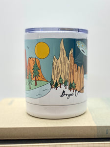 Utah National Parks Insulated Mug