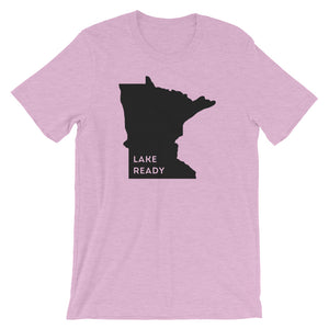 Minnesota Lake Ready Short-Sleeve Unisex T-Shirt