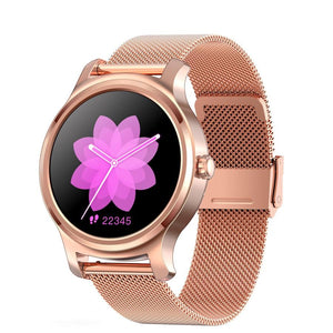 Smartwatch Touch Display Herzfrequenzmesser Bluetooth - Coomero
