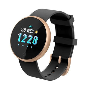 Laden Sie das Bild in den Galerie-Viewer, Damen Smartwatch LCD Touchscreen Wasserdicht - Coomero