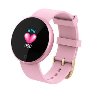 Damen Smartwatch LCD Touchscreen Wasserdicht - Coomero