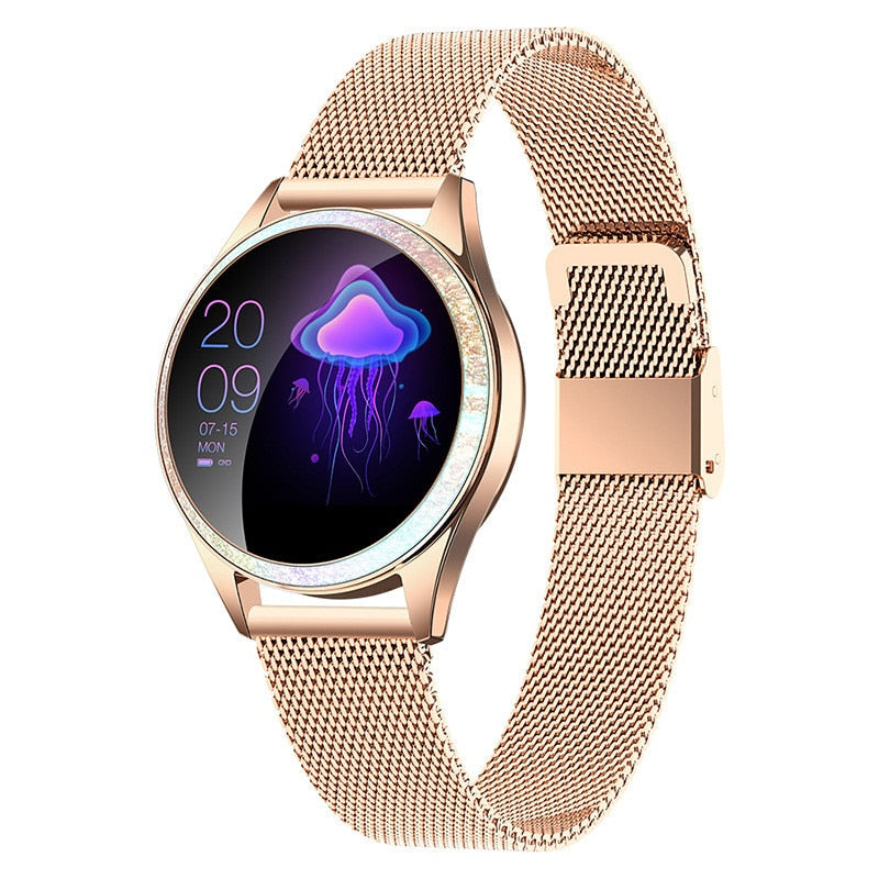 KW20 Damen Smartwatch Wasserdicht IP68 Bluetooth