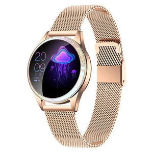 KW20 Damen Smartwatch Wasserdicht IP68 Bluetooth - Coomero