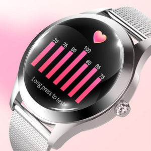 Smartwatch Fitness Tracker Armbanduhr Schrittzähler IP68 iOS/Android - Coomero