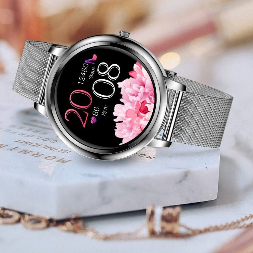 Fashion Smartwatch - Fitness Sport Activity Tracker für iOS Android - Coomero