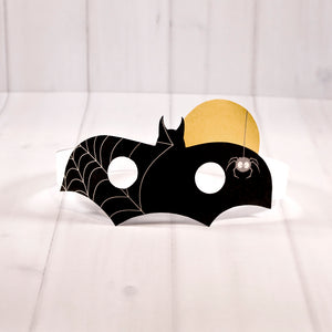 Free Halloween mask printable - Bat