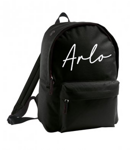 Personalised Backpack - Regular Size