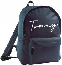 Load image into Gallery viewer, Personalised Backpack - Regular Size