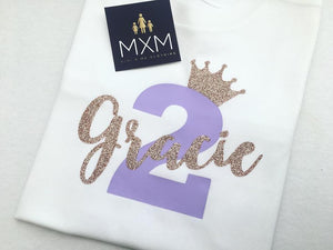 Personalised Birthday - Tee