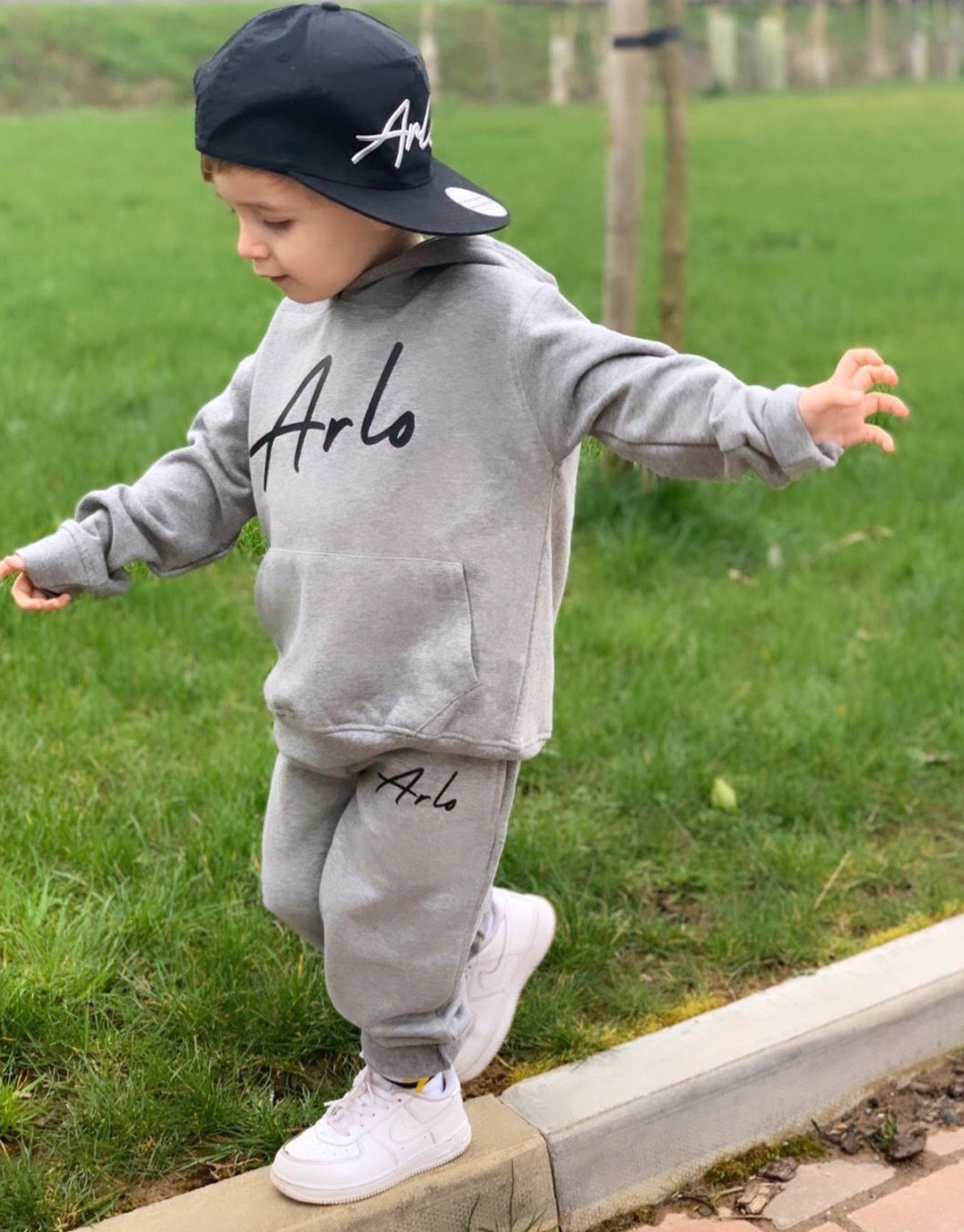 Personalised Kids Tracksuit - 3 Piece
