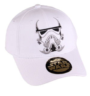 559be45965576 Casquette Star Wars - Stormtrooper ...