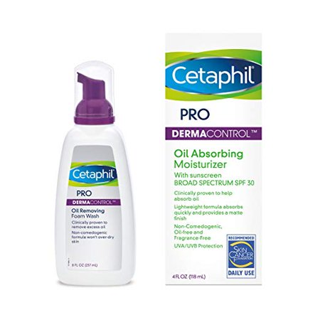 Cetaphil Pro Oil Removing Foam Wash, 8.0 fl oz