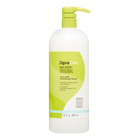 Devacurl No-Poo Original Cleanser, 32.0 oz