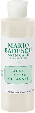 Mario Badescu Acne Facial Cleanser, 6.0 fl oz