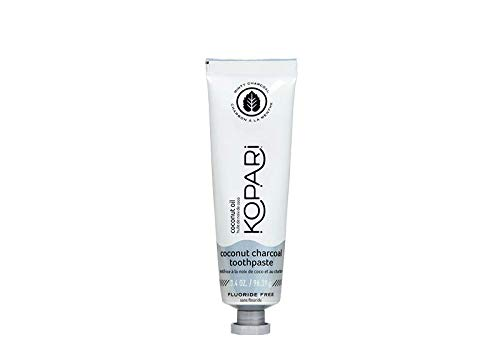 Kopari Coconut Charcoal Toothpaste, 3.4 oz