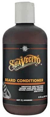 Suavecito Beard Conditioner. Smoothing and Softening Beard Conditioner, 8 oz