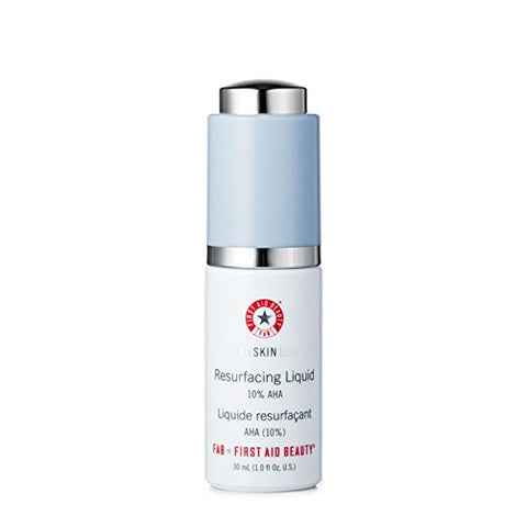 First Aid Beauty FAB Skin Lab Resurfacing Liquid, 1.0 fl oz