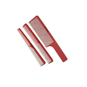 BaBylissPRO Barberology Comb Set, 3 Pieces