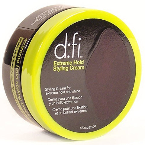 D:fi extreme Hold Styling Cream, 2.65 oz