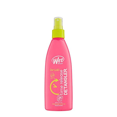 Wet Brush Time Release Detangler Kids Formula