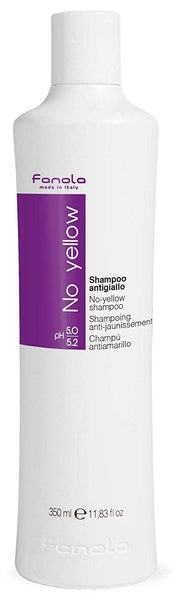 Fanola No Yellow Shampoo, 11.8 oz