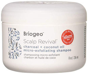 Briogeo Scalp Revival Charcoal + Coconut Oil Micro-Exfoliating Shampoo, 8.0 oz