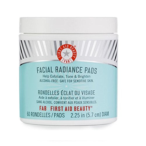 First Aid Beauty Facial Radiance Pads, 60 ct