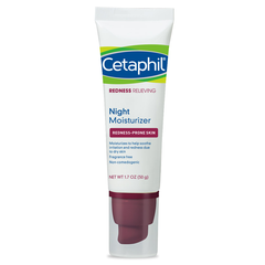 Cetaphil Redness Relieving Night Moisturizer, 1.7 oz