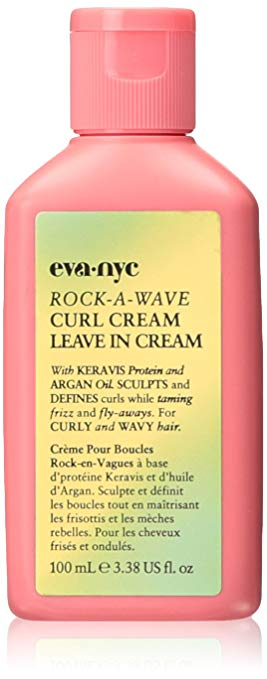 Eva NYC Rock-A-Wave Curl Cream, 3.38 oz