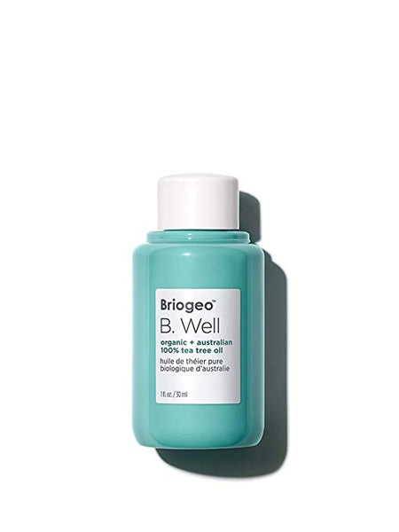 Briogeo B. well organic + australian 100% tea tree oil, 1.0 oz