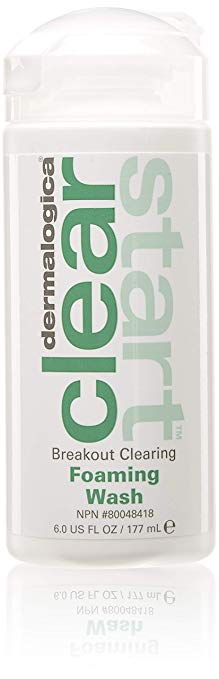 Dermalogica Clear Start Breakout Clearing Foaming Wash, 6.0 fl oz
