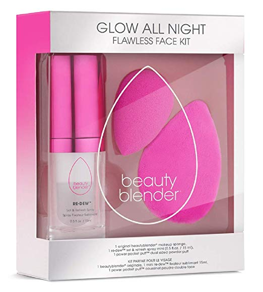 beautyblender Glow All Night Flawless Face Kit