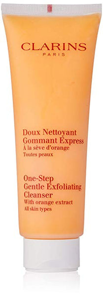 CLARINS One Step Gentle Exfoliating Cleanser, 4.3 oz