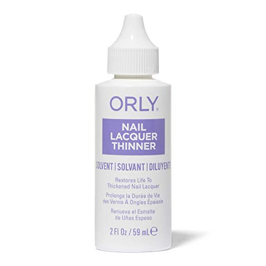 Orly Nail Polish Thinner, 2.0 oz