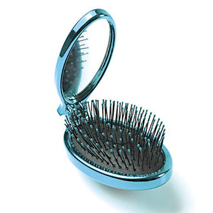 Wet Brush Detangler teal pop & go fold