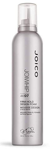 Joico Joiwhip Firm Hold Design Foam, 10.2 oz