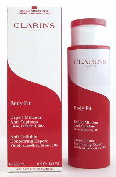 Clarins Body Fit Anti-Cellulite Contouring Expert for Women, 6.9 oz