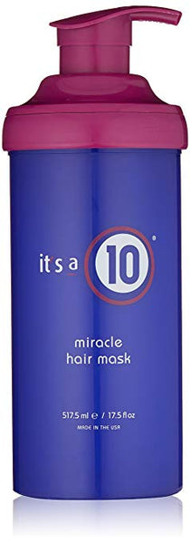 It's a 10 Miracle Hair Mask Hair And Scalp Treatments, 17.5 fl oz