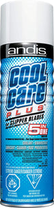 Andis Cool Care Plus Clipper Blade Cleaner, 15.5 fl oz