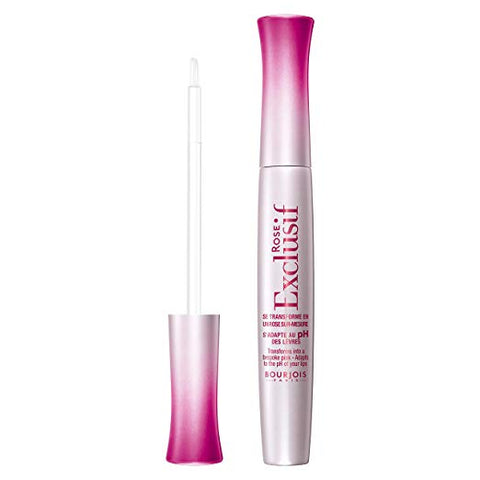 Bourjois Rose Exclusif Lipgloss, 0.2 oz