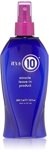 it's a 10 Miracle Leave-In product, 10.0 oz