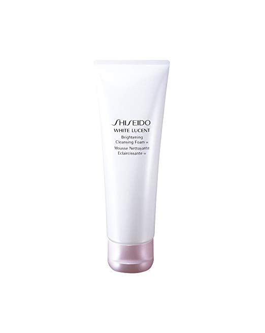 Shiseido White Lucent Brightening Cleansing Foam, 4.7 oz