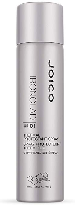 Joico IRONCLAD Thermal Protectant Hair Spray, 7.0 oz