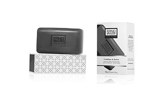 Erno Laszlo Dead Sea Mud & Charcoal Deep Cleansing Bar, 3.4 oz